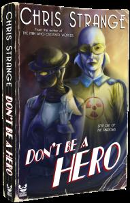 Superhero Novel