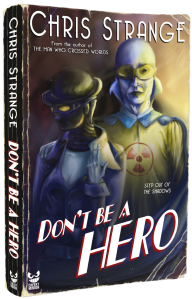 Superhero Novel