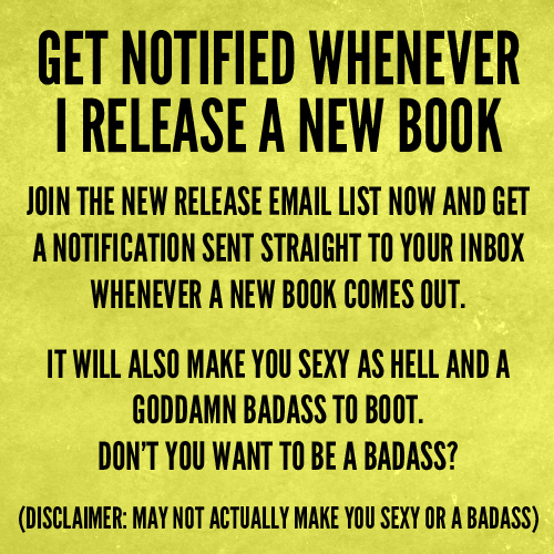 New Release Email List